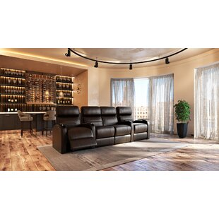 Home Theatre Lounger (Row of 4)
