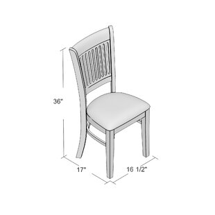 Darby Home Co Dixie Side Chair (Set of 2)