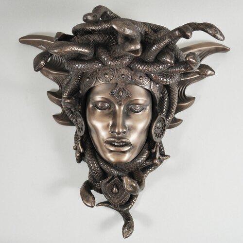 Wanddekoration Medusa World Menagerie   Dekoration > Wandtattoos > Wanddekoration   World Menagerie