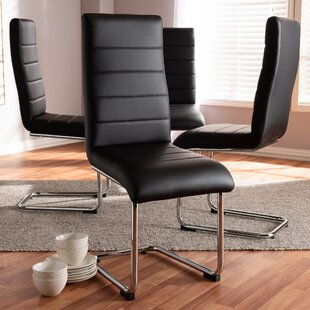 Find the perfect Kripp Upholstered Dining Chair (Set of 4) (Set of 4) by Orren Ellis Reviews (2019) & Buyer's Guide
