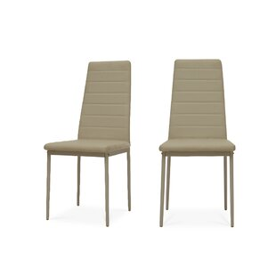 Belby Upholstered Dining Chair (Set Of 2) By Metro Lane