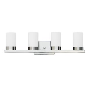 Whitfield Lighting Harvey 4-Light Vanity Light
