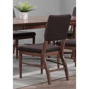 Compare prices Chau Dining Chair (Set of 2) by George Oliver Reviews (2019) & Buyer's Guide