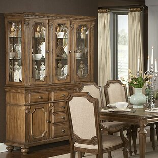 Woodhaven Hill Eastover China Cabinet