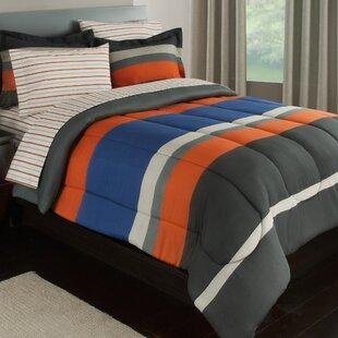 Orrville Reversible Comforter Set
