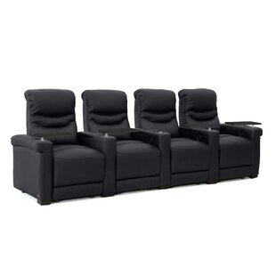 Leather Home Theater Confi..