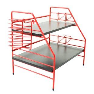 Lille 39cm H X 58cm W Desk Attachable Storage By Symple Stuff