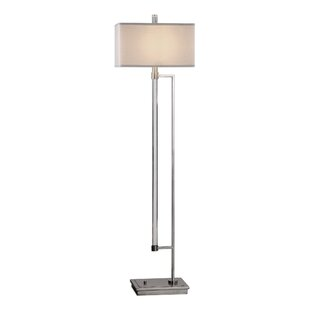Bargain Calderon  64.25 Floor Lamp By Orren Ellis