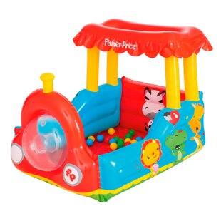 Bestway Fisher Price Train..