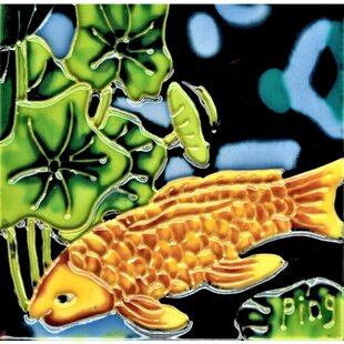 Home & Garden Personality Bulb Fish Pattern Theme Shower Curtain Bulb Fish Jar Yellow Goldfish Jumping From Blue Water Silver Gray Background