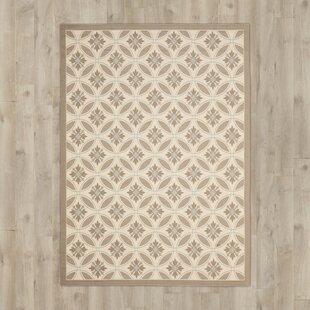 Beasley Brown/Tan Indoor/Outdoor Area Rug
