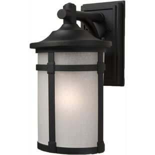 Russell 1-Light Outdoor Wall Lantern by L..