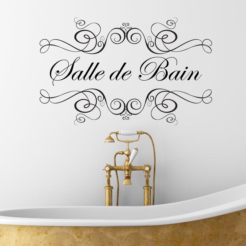 Nutmeg Wall Stickers Salle De Bain Wall Sticker Reviews - Stickers salle de bain