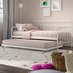 Aly Twin Over Twin Bed with Trundle