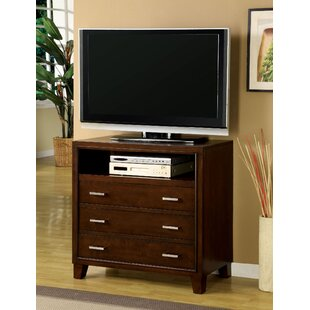 Rafferty Holderness 3 Drawer Media Chest