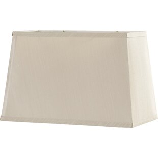 Lamp shades joss main 14 fabric rectangular lamp shade aloadofball Images