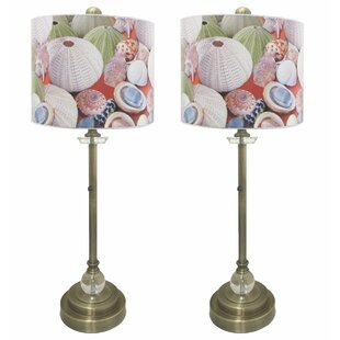 Barton Crystal 28 Buffet Lamp (Set of 2)