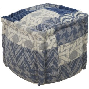 Anthea Multi-Trend Pouf by Longshore Tides