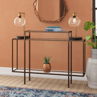 Hoover Skinny Accent Console Table by Wrought Studio