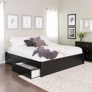 Sagamore Storage Platform Bed