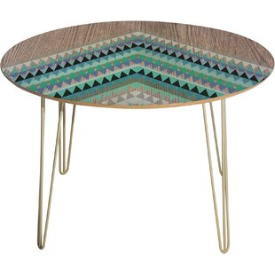 Iveta Abolina High Tide Dining Table Deny Designs