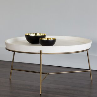 Remy Coffee Table with Tray Top