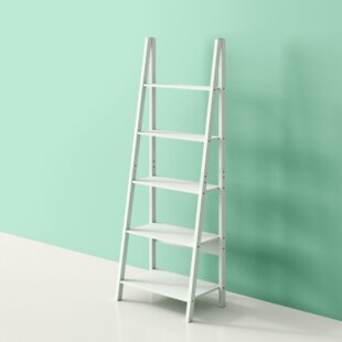 Chea Ladder Bookcase By Hashtag Home