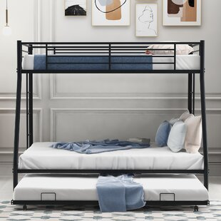 Cianciolo Twin Over Full Bunk Bed with Trundle by Isabelle amp Max