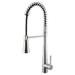 Ztrends LLC Gourmet Pull Down Single Handle Kitchen Faucet