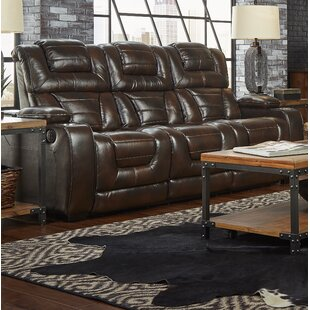 Alcott Hill Heiner Home Theater Sofa