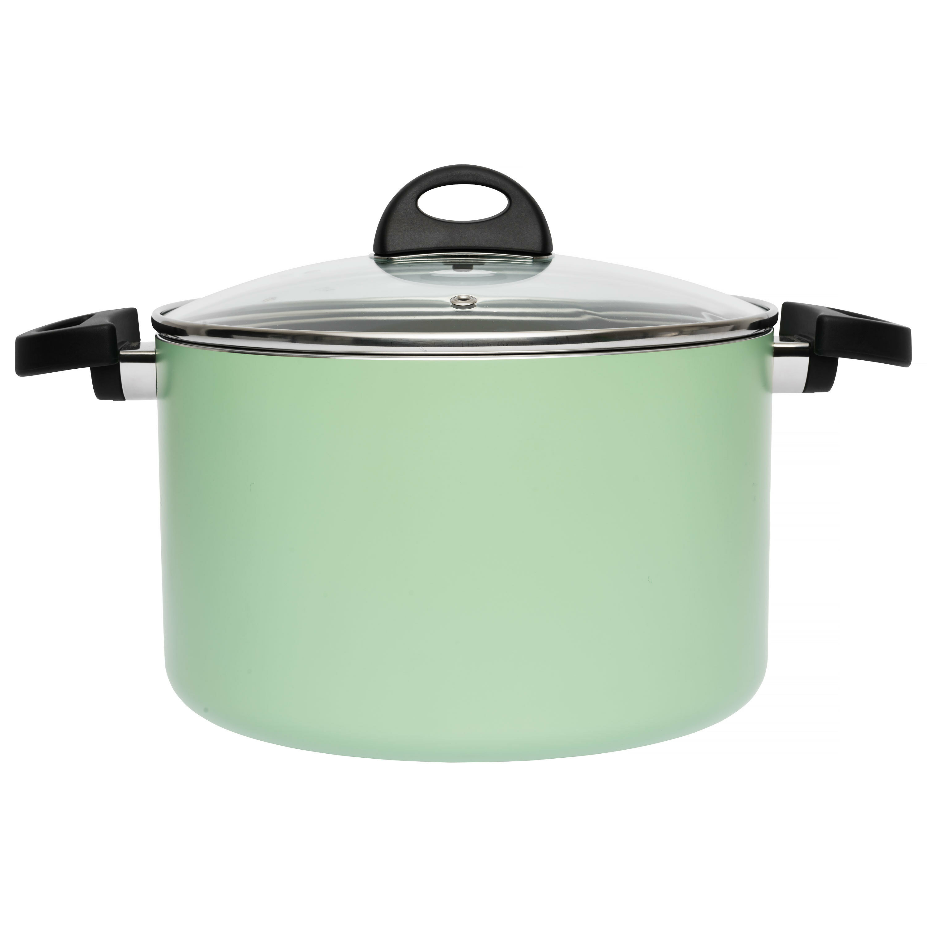 Berghoff International Eclipse 7 Qt Covered Stock Pot With Lid Wayfair