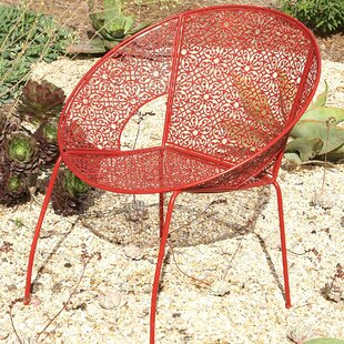 Ivy Bronx Colebrook Metal Side Chair