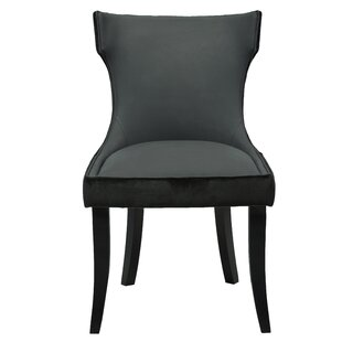 Maire Upholstered Dining Chair (Set of 2) Rosdorf Park