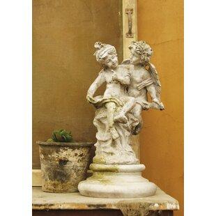 OrlandiStatuary Angels Sense Statue