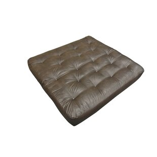 4 Cotton Loveseat Size Futon Mattress by Gold Bond