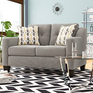 Affordable Price Audie Loveseat by Ivy Bronx Reviews (2019) & Buyer's Guide