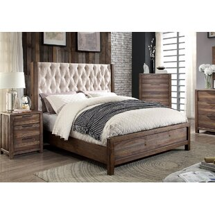 Geismar Upholstered Panel Bed