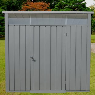 Palladium 8 Ft. W X 6.8 Ft. D Metal Storage Shed By Duramax Building Products
