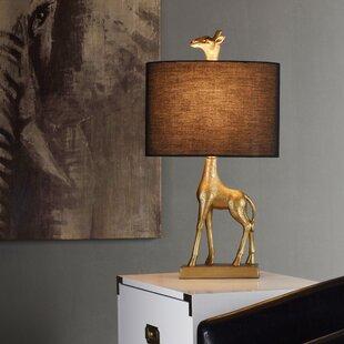 World Menagerie Bohrer Golden Giraffe 27