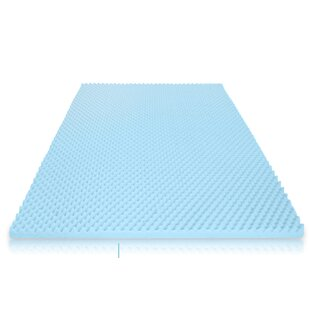 Israel Egg Crate Gel Memory Foam 2