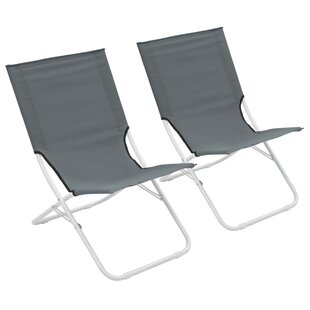 Folding Camping Chair (Set Of 2) By Sol 72 Outdoor
