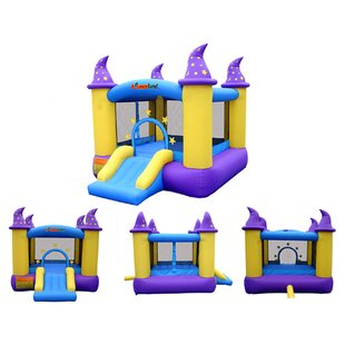 Wizard Castle Bounce House By Bounceland