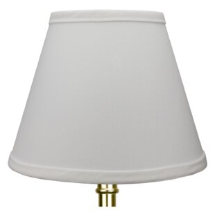 9 Linen Empire Lamp Shade