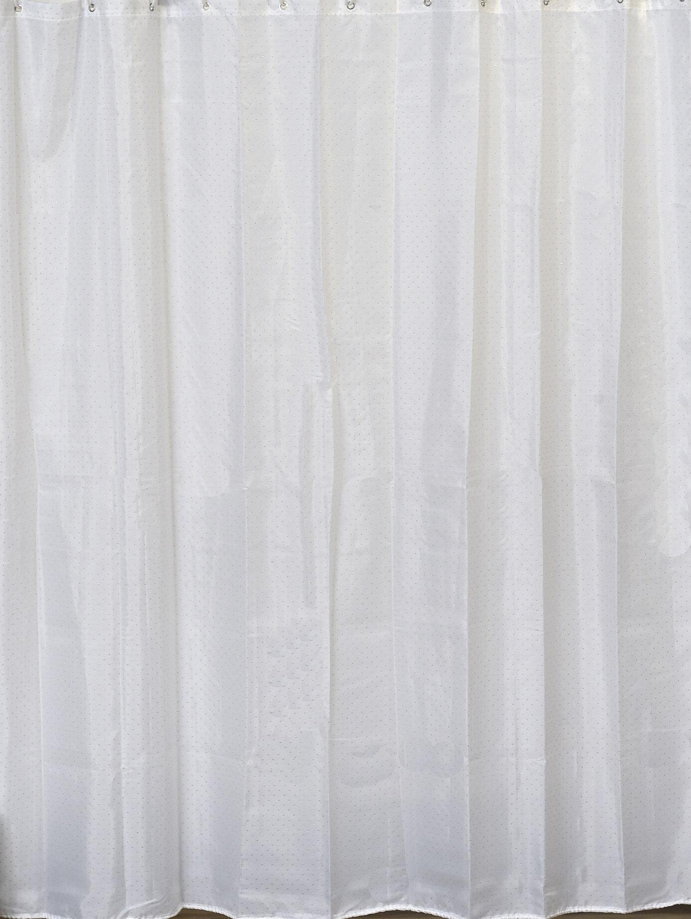 Rhinestone Single Shower Curtain