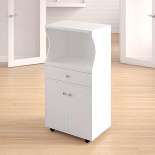Symple Stuff Microwave Cart