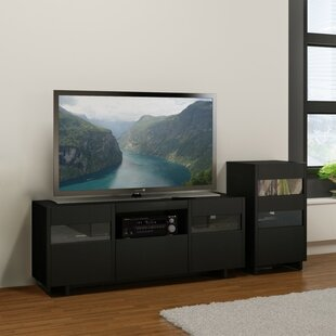 Great choice Hopewell TV Stand for TVs up to 60 by Wade Logan Reviews (2019) & Buyer's Guide
