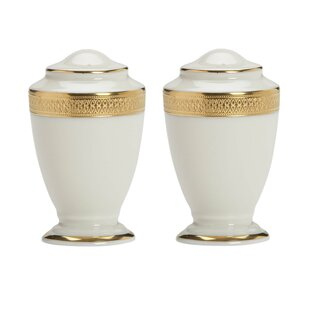 Lowell Salt and Pepper Shaker Set