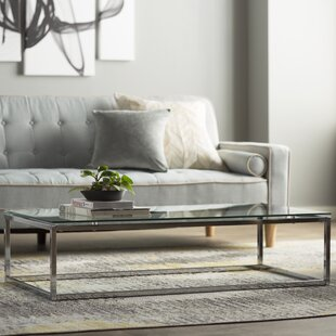 Wade Logan Bellewood 3 Piece Coffee Table Set