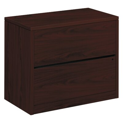 10500 Series 2 Drawer Lateral Filing Cabinet HON