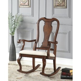 Valadez Rocking Chair by Astoria Grand